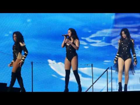 Fifth Harmony - No way Live in Tampa 7/27 Tour