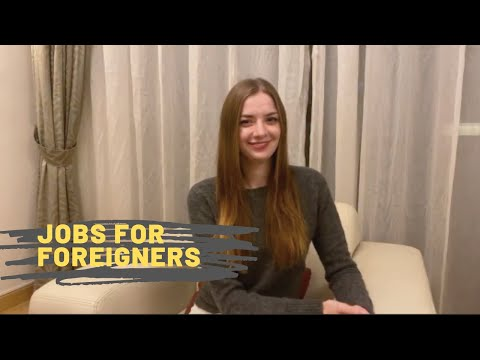 Jobs in Ukraine for foreigners. Labour jobs & professional