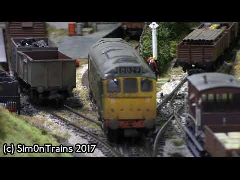 Haywoods Permanent Way Model Railway Exhibition 2017 (21st October 2017)