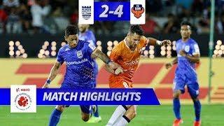 Mumbai City FC 2-4 FC Goa - Match 17 Highlights | Hero ISL 2019-20