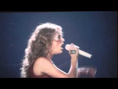 Taylor Swift - Haunted LIVE