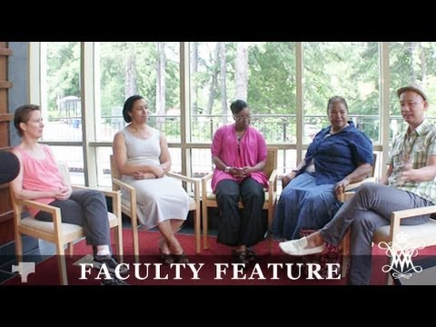 A blending of faculty: Theatre, dance, English advance the Africana perspective