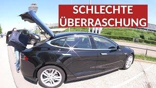 Teslas Geheimer Sicherheitsmodus + Schlechte Überraschung...