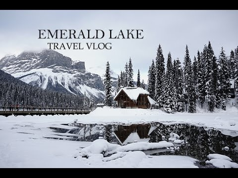 Travel VLOG | Emerald Lake Mountain Getaway with Canadian Rocky Mountain Resorts