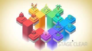 Colorzzle Walkthrough (Levels 1-50)