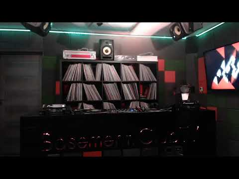 Maximo Live In Basement Club TV #4 100 % Vinyl Set