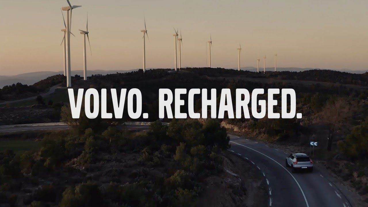 Volvo Moment - Sustainability #VolvoRecharged - YouTube