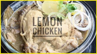 Easy Lemon Chicken Recipe - Indian Style | Very Tasty - You will Love it | How to Cook lemon chicken