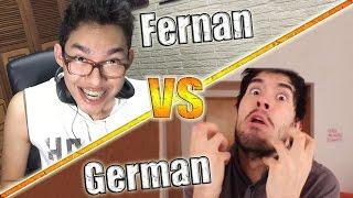 Fernanfloo vs JuegaGerman