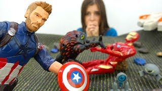 ToyClub шоу - Игрушки Железный человек и...