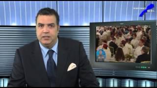Staatsbesuch des franzoesischen  Praesidenten Hollande im Koenigreich Marokko