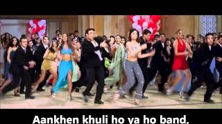 Aankhen Khuli- Real Video Karaoke+minus one (Mohabbatein).wmv