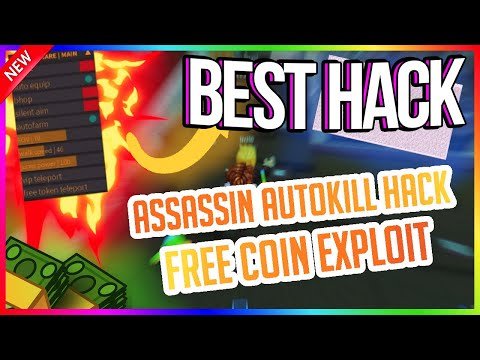 [NEW!] ASSASSIN 😱 | HACK/SCRIPT | UNLIMITED COINS, AIMBOT, BIG HEADS, ESP & MORE! ✅