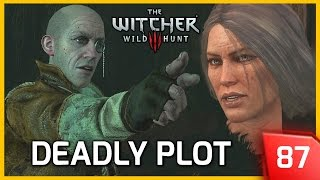 The Witcher 3 ► Deadly Plot (Strong Language!) - Story and Gameplay #87 [PC]