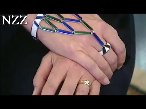Die Hand: Wunder der Evolution - Dokumentation von NZZ Format (2003)