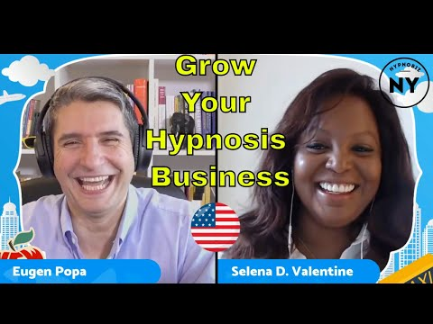How to Grow your Hypnosis Business [HypnoBiz New York 2018]