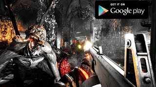 Top 5 zombie fighting games 2018 Android high graphics