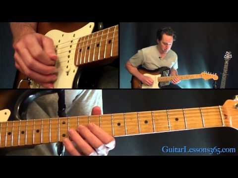 Float On Guitar Lesson - Modest Mouse