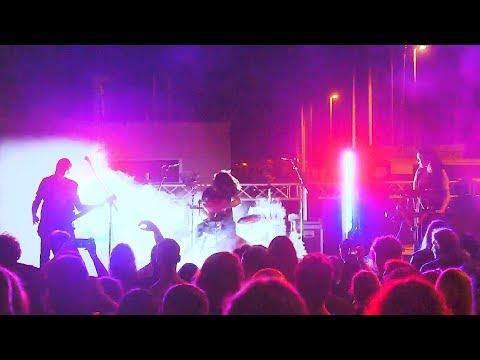 CONFRONTATIONAL - ANIMAL MACHINE Live At Frantic Fest (John Carpenter's Christine Cover)