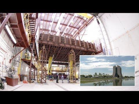 NOvA: Building a Next Generation Neutrino Experiment