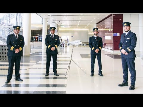 Taking you home with our pilots at the helm of our aircraft | Qatar Airways