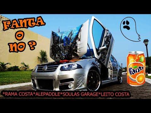 FANTA o NO? Te vas a morir de RISA! #Alepaddle#Rama Costa#Soulas Garage#Leito Costa