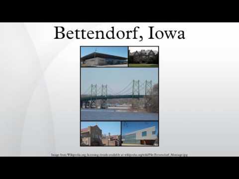 Bettendorf, Iowa