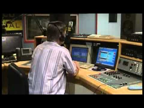 Pirates Of The Airwaves 2008 - ITV News Report UK