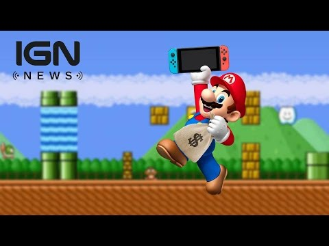 Switch Launch Sales in the Americas and Europe Are Nintendo's Best Ever - IGN News