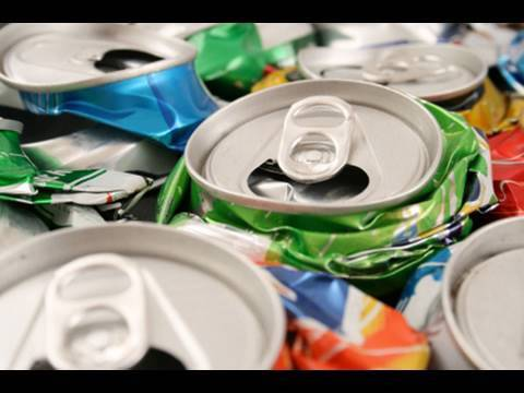 SSI's Shred of the Month: Used Beverage Containers #1 (P)
