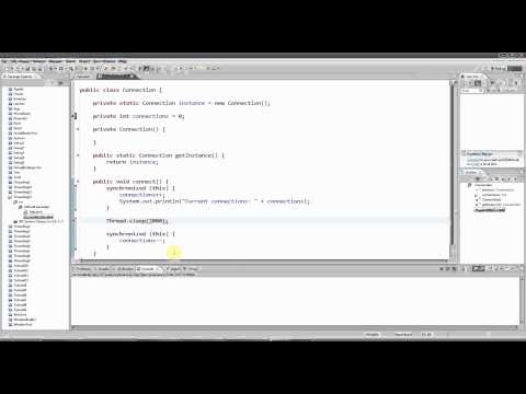 Advanced Java: Multi-threading Part 12 - Semaphores