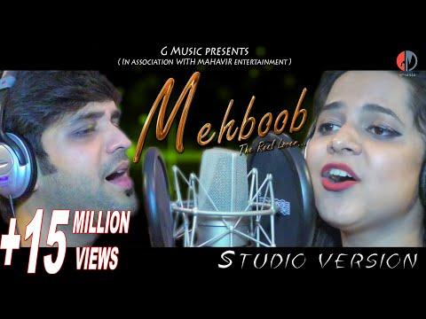 Mehboob   Tu Mora Mehbooba   Swayam Padhi   Asima Panda   Romantic Song   Studio version   G Music.