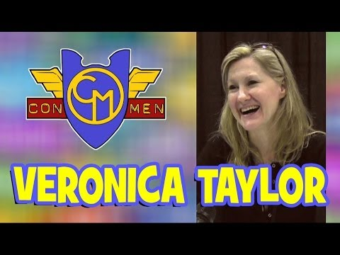 Con Men Interviews: Actress Veronica Taylor - Voice of Ash Ketchum