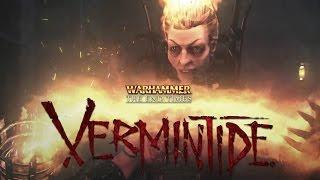 Warhammer: End Times - Vermintide Release Trailer