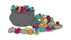 Mikromuovit ympäristön saastuttajina