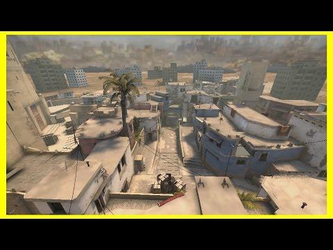 CS:GO Strategy Book - Basic Tactics - Mirage