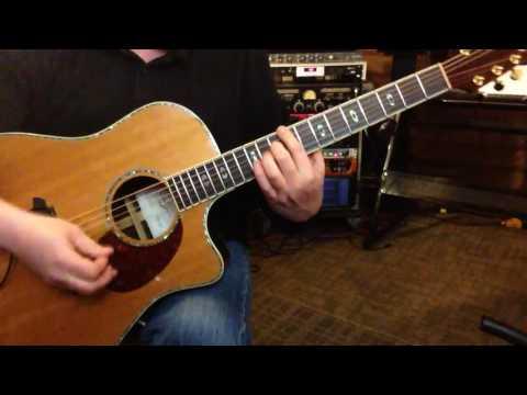 Alternate Tuning EBD#F#BD# - Key E Major