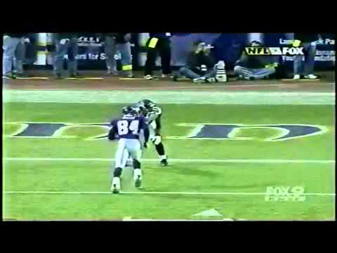 Randy Moss- Fastest, Most Explosive WR Ever! (In Game Footage)