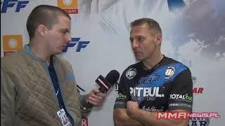 Piotr Świerczewski chciał znokautować Collinsa | FFF 2