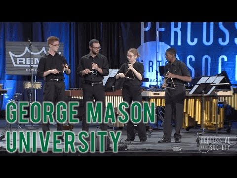 George Mason University New Literature Session - PASIC16