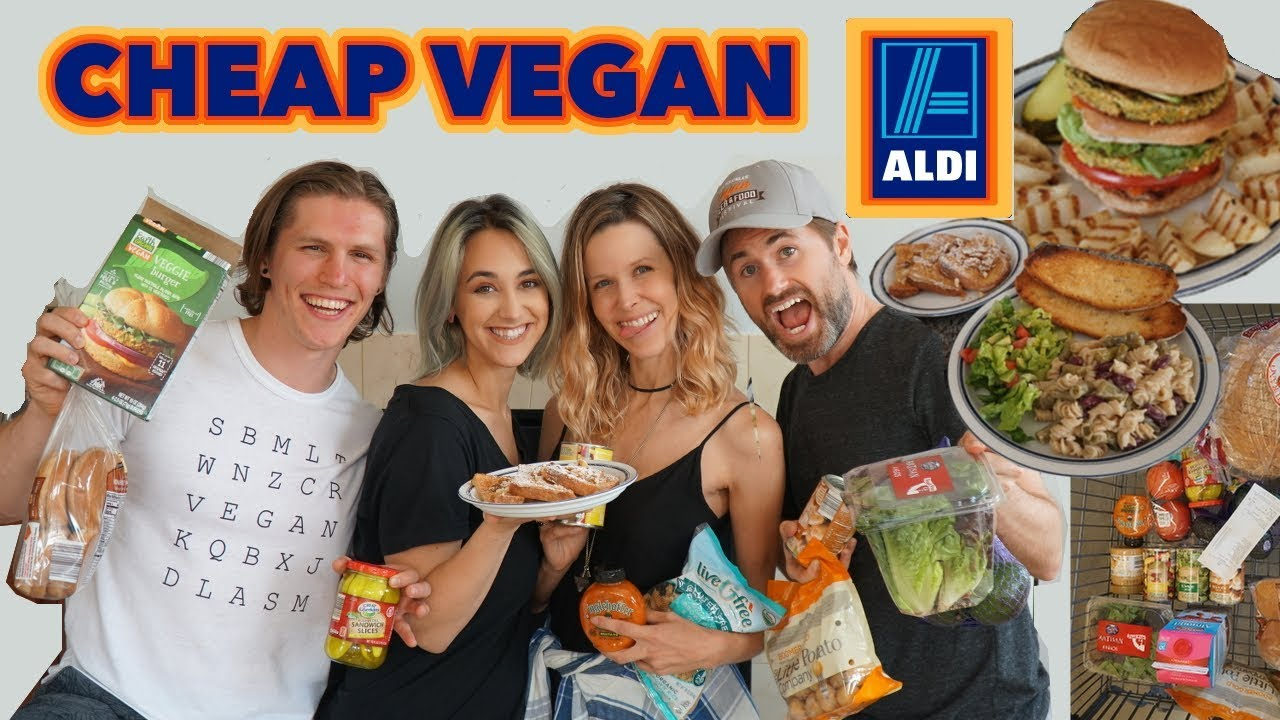 Aldi Vegan Meal Plan Aldi Vegan Big Mac