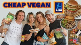Aldi Vegan Meal Plan - Aldi Vegan Big Mac