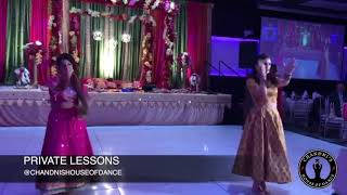 Bride Performs At Her Sangeet