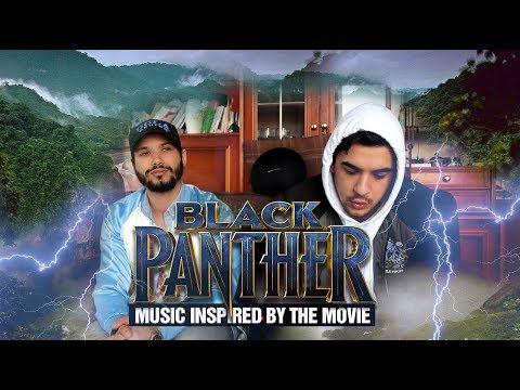 PREMIERE ECOUTE - Kendrick Lamar - Black Panther The Album