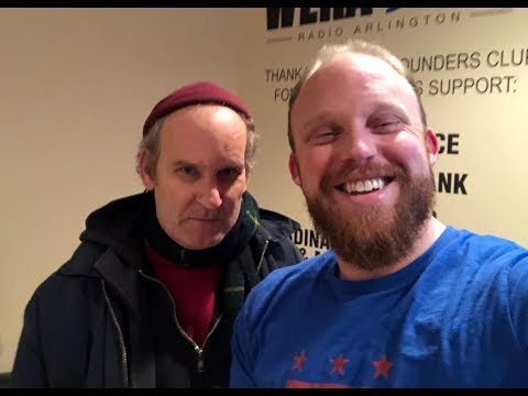 Brian Interviews Ian MacKaye Of Dischord Records & Fugazi, Live On DC Music Rocks