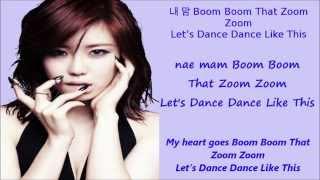 HyoSung Good Night Kiss[Han+Rom+Eng Lyrics]