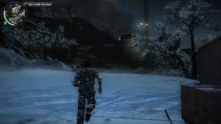 Just Cause 2 Agency Mission 1 P-1