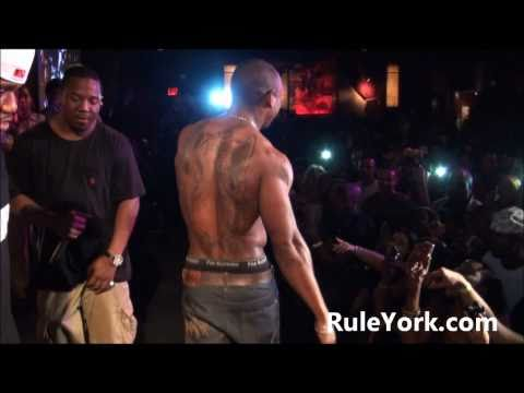 Ja Rule (@RuleYork) LIVE @ B.B.Kings, NYC