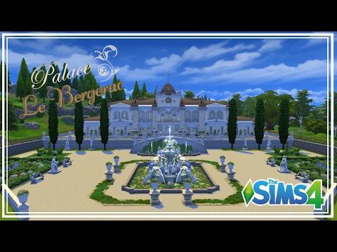 The Sims 4 - House Build - Palace Le Bergerac - Part 2