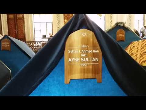 Прогулки по Стамбулу.Гробница -мавзолей Султана Ахмеда I.The Tomb Is Mausoleum Of Sultan Ahmed I.